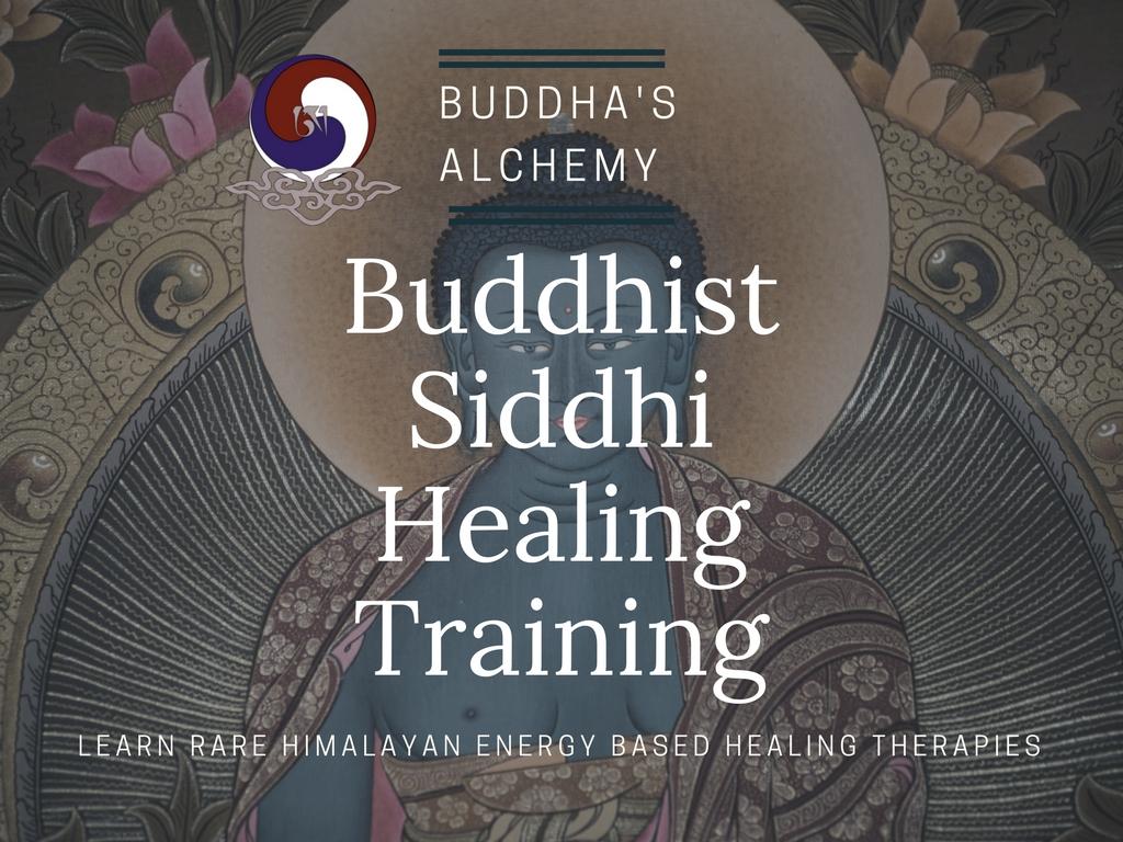 buddhist siddhi healing training download