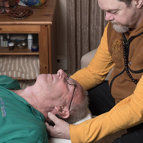 Buddha's Alchemy Tibetan Cranial Therapy