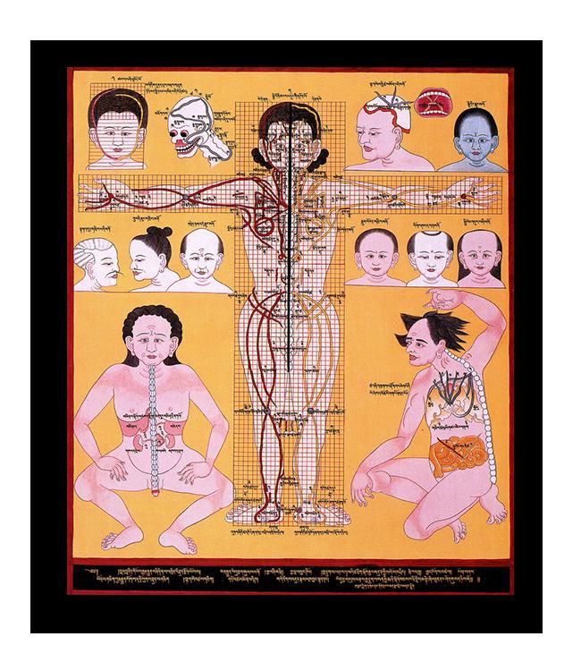 tibetan cranial therapy