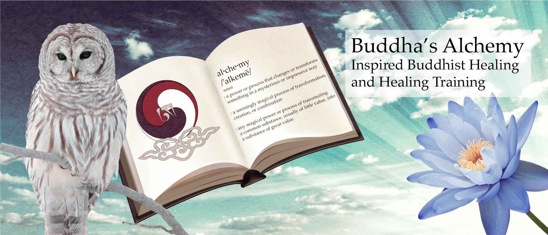 Buddhist Energy Healing Practitioners Buddha's Alchemy
