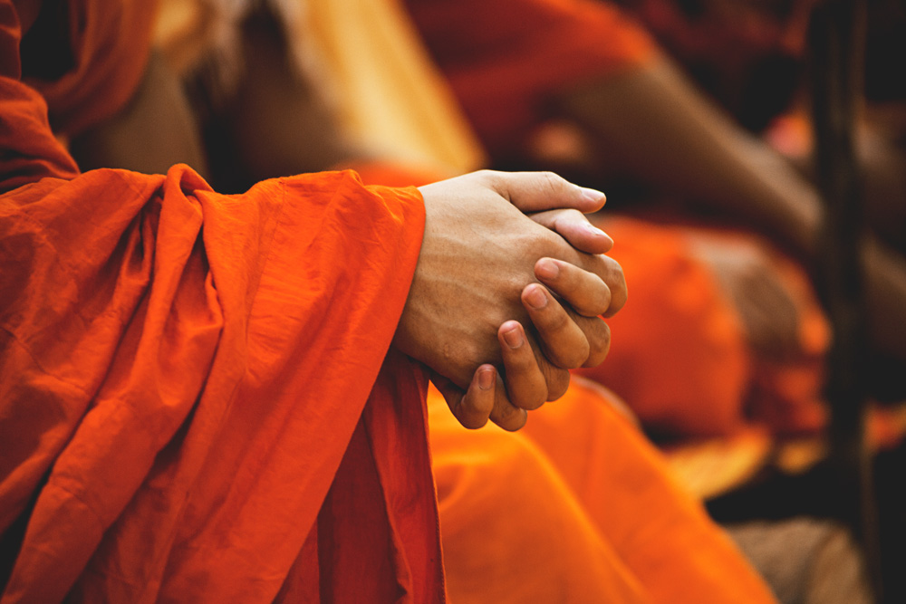 An Encounter with Grace – Our Roots in Buddhist Healing and Dharma