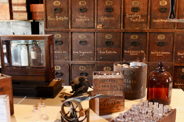 herbal energetics of the apothecary